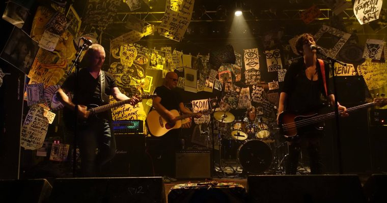 Tribute to Sonic Youth @Kalvingrad 20.11.2015